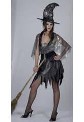 Kostüm Böse Fee Frau Größe XL