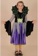 Kostüm Spinne Mädchen Größe S