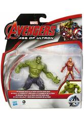 Avengers Figura De Lujo 6 cm.