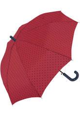 Parapluie  Cadet Fille Taupes Automatique