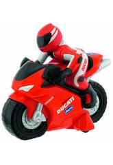 Rádio Controlo Ducati vermelho