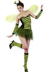 Kostüm Bienchen Frau Größe XL