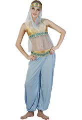 Kostüm Arabische Ballerina Yasmin Frau Größe XL