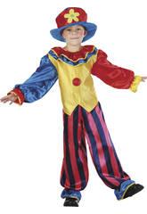 Déguisement de clown pour garçon taille S