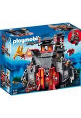 Playmobil O Grande Castelo do Dragão da Ásia 5479