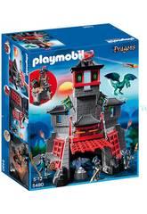 Playmobil Forteresse Secrète du Dragon