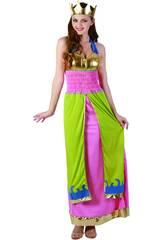 Kostüm Meeresgöttin Frau Größe XL