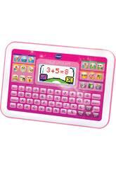 Tablet Little APP Rosa Pantalla Color