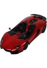 Rádio Controlo 1:12 Lamborghini Aventador J