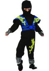 Kostüm Drachenninja Baby Größe S