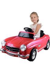 Auto telecomandata Mercedes Classico 6v