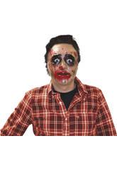 Máscara Transparente Hombre Zombie Rubies S3177