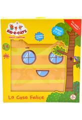 Kids A Cats Casa Deluxe Bizak 6317 5021