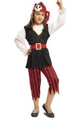 Disfraz Bebé L Pirata Calavera
