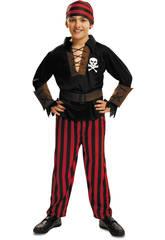 Disfraz Niño XL Pirata Bandana