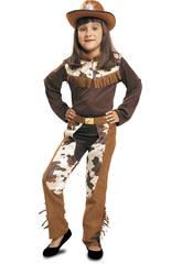 Maschera Bambina S Cow Girl