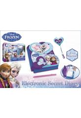 Frozen Journal Secret Électronique