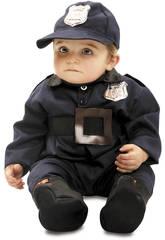 Costume Bebè M Poliziotto con Cappello