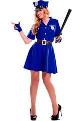 Déguisement Femme L Policier