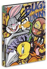 Dossier anneaux Looney Tunes Bugs