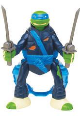 Tartarugas Ninja figuras Battle and Throw Giochi Preziosi 91620