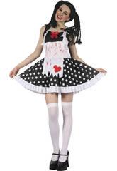 Disfraz Alicia Sangrienta Mujer Talla L
