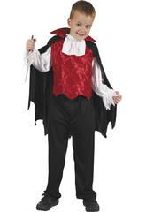 Déguisement Vampire Garçon taille S