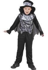 Disfraz Vampiro Niño Talla S