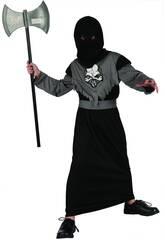 Disfraz Verdugo Niño Talla M