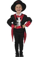 Costume Scheletro Bebè M