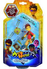 Matt Hatter Figura