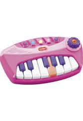 Piano 24 cm avec lumière et sons