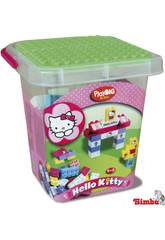 Hello Kitty , seau de construction 104 pièces