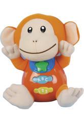Le petit singe intéligent
