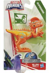Playskoo Jurassic World Heroes Dino Hasbro B0527