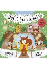 Livre Aventure Pop-Up Hotel Grand Arbre Susaeta Editions S3150004