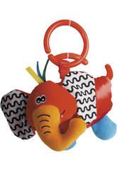 Peluche Baby Grincements Éléphant