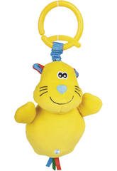 Peluche Musical avec suspendu Chat
