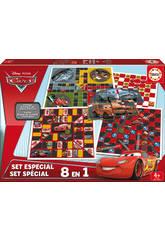 Cars Set Especial 8 en 1 Educa 16388
