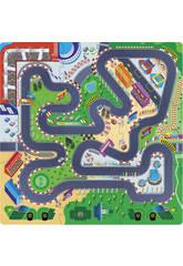 Puzzle Eva 9 pezzi Circuito da Corsa