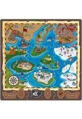 Puzzle Eva 9 Teile Schatzinsel