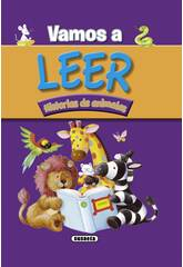 Vamos a leer ... (4 Libri) Susaeta Ediciones
