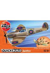 Quick Build Avion Spitfire Desert