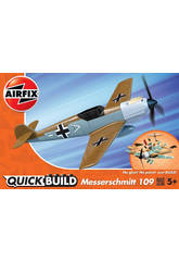 Quick Build Avion Messerschmitt 109e Desert