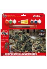 WWII Infanterie Américaine