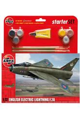 Avion English Electric Lightning F2A
