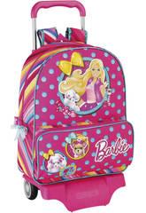 Sac à Dos avec Chariot  Barbie