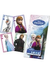 Jeu de Cartes Infantile Frozen