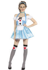 Disfraz Alicia Mujer Talla XL