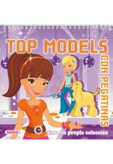 Top Model Con Adesivi